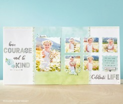 Personalised pages